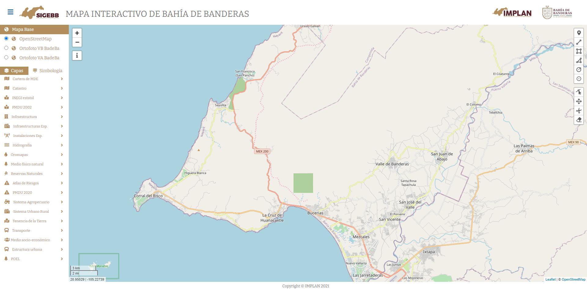 Mapa Interactivo